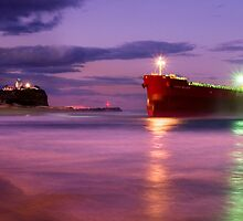 Pasha Bulker by CollinStebbins