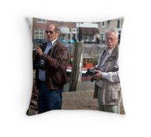 Spotlight on : Action Throw Pillow