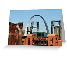 Main Attractions Greeting Card