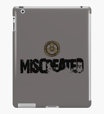 Miscreated  Design 1 Grey (Official) iPad Case/Skin