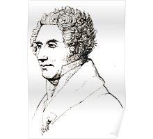Jacques Marie Noël Frémy Prud'hon Pierre Paul Poster