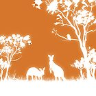 Kangaroo by Lara Allport
