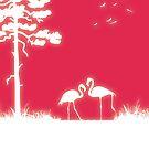 Flamingo by Lara Allport
