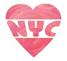 I Heart NYC Photographic Print