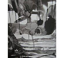 dispersing of souls..... Photographic Print