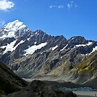 Mt Cook Summit by 104paul