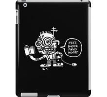 1337 H4xor iPad Case/Skin