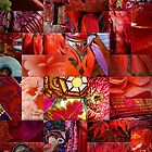 Ruby Patchwork by Penny Alexander