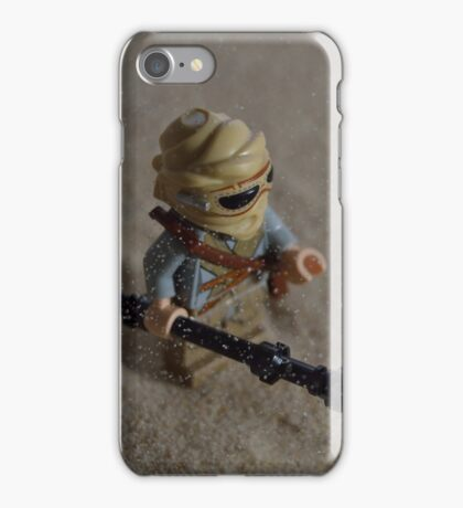 Sandstorm on Jakku iPhone Case/Skin