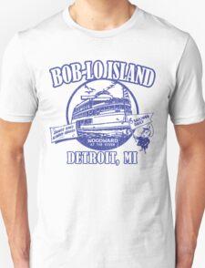 Boblo Island, Detroit MI (vintage distressed look) T-Shirt