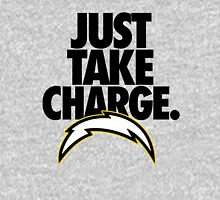 JUST TAKE CHARGE. Unisex T-Shirt