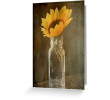 Beauty in a bottle ©  Greeting Card