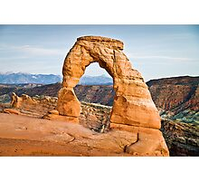 Delicate Arch Photographic Print