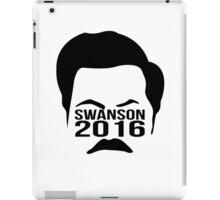 Swanson 2016 iPad Case/Skin