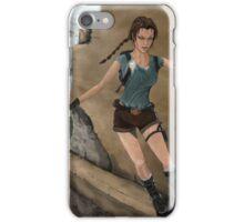 Tomb Raider iPhone Case/Skin