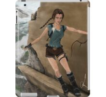 Tomb Raider iPad Case/Skin