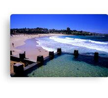Coogee Beach Canvas Print