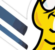 Baby Yoshi Yellow Sticker