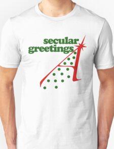 Secular seasons greeting T-Shirt