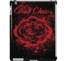 Red Watercolor Cloud Chaser iPad Case/Skin