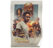 Because The Internet Movie Poster Poster