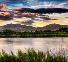 The Rio Grande by Ray Chiarello