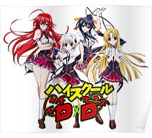 Highschool DxD  Poster