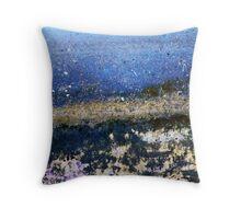 come ashore Throw Pillow