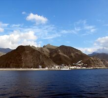 First View of Tenerife by trish725