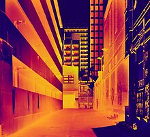urban landscape 2 by nadine henley