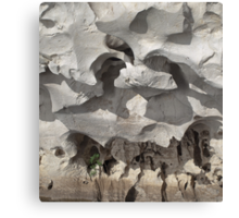 geike gorge Canvas Print