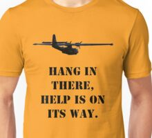Help is on the way - PBY Catalina Unisex T-Shirt