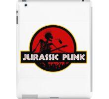 Jurrassic Punk iPad Case/Skin