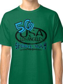 usa la tshirt by rogers bros Classic T-Shirt