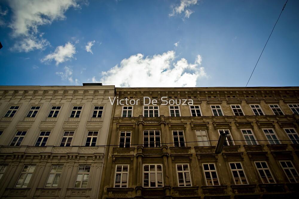 Vienna Buildings by Victor De Souza