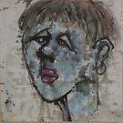 Face, Bernard Lacoque-92 by ArtLacoque