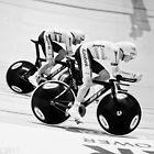Australian Team Pursuit World Champions 2011 by Paul  Sloper