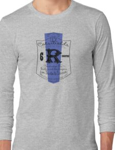 uk cotswolds by rogers bros Long Sleeve T-Shirt