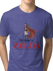Legend of Zeldo Tri-blend T-Shirt