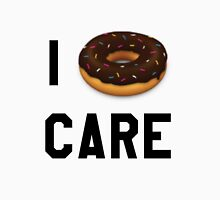 I Donut Care Funny/Trendy/Girly/Hipster Emoji Meme  Women's Tank Top