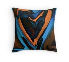 Mothers Heart Throw Pillow