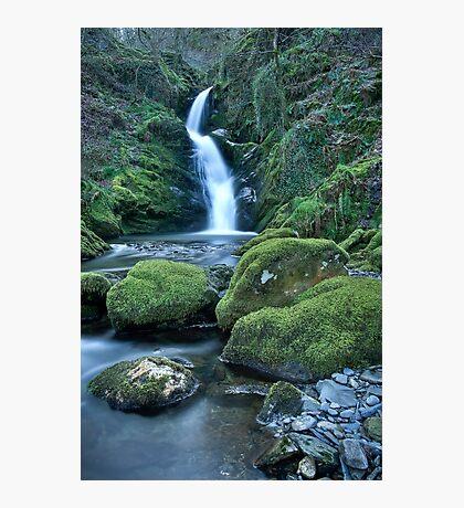 Dolgoch Falls, Wales Photographic Print