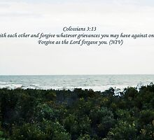 Sea of Forgiveness by JLPPhotos