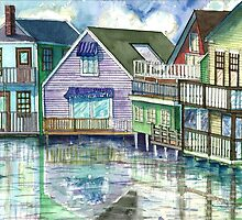 Kennebunkport, Maine by mleboeuf