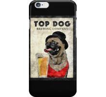 Top Dog Brewing Company iPhone Case/Skin