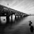 Yarmouth Pier by Pete Latham