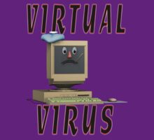 Virtual Virus by LoneAngel