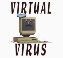 Virtual Virus Kids Clothes