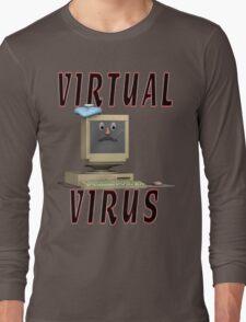 Virtual Virus Long Sleeve T-Shirt