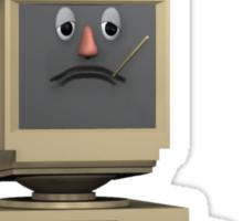 Virtual Virus Sticker